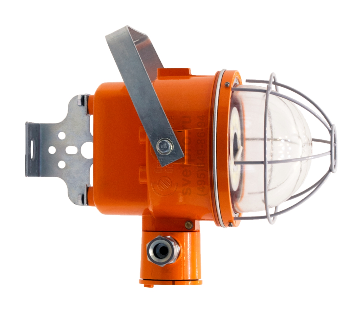 схема электрическая светильника vt-280