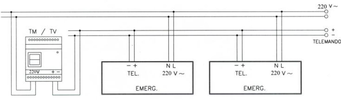 Схема светильника uran