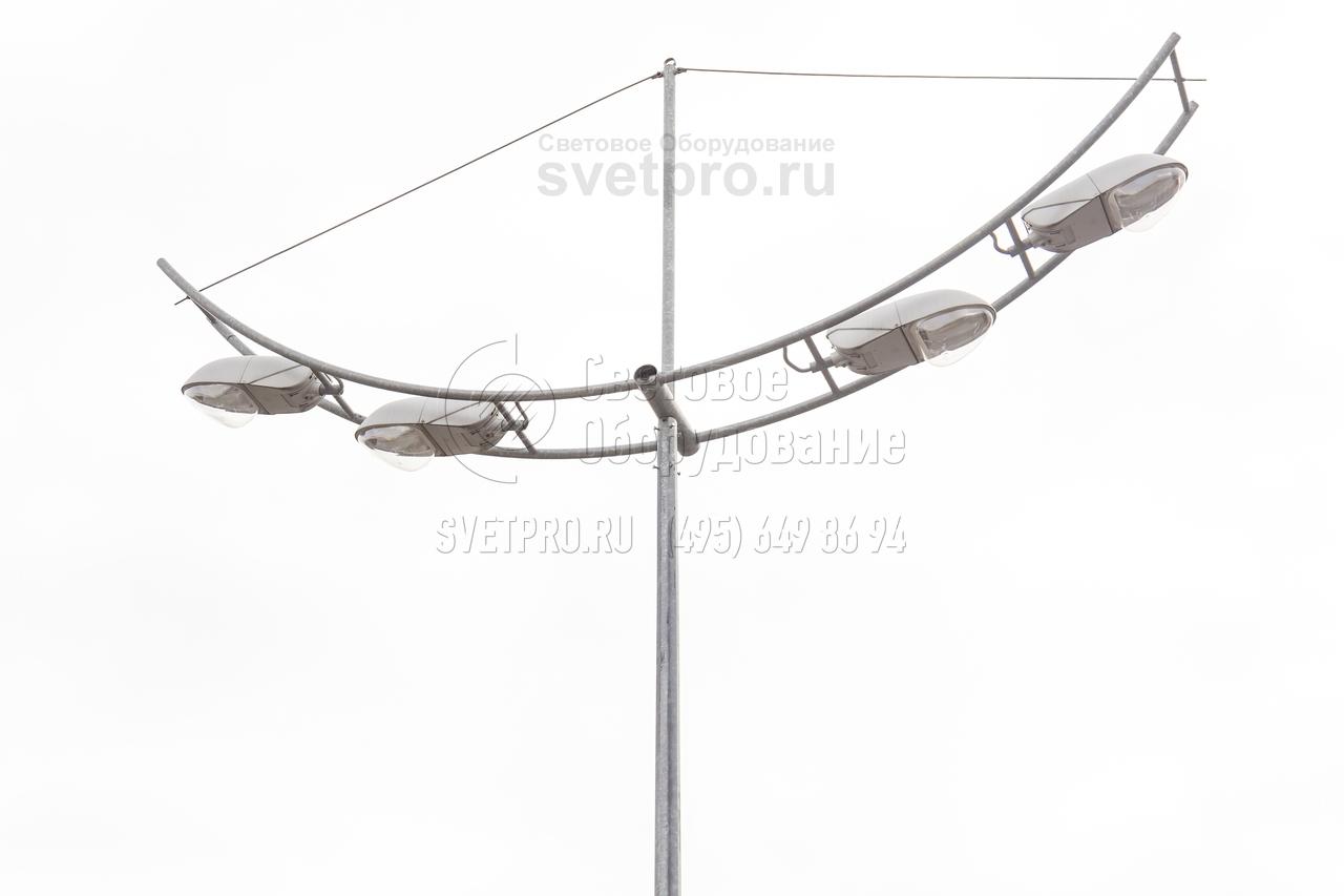 Флагман (серия 6) Кронштейн для консольных светильников