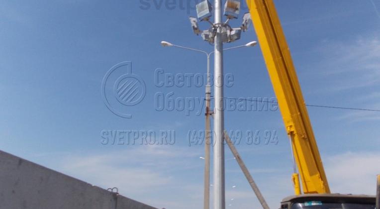 Монтаж металлоконструкций должен производиться в соответствии с проектом производства работ, разработанным специализированной организацией.