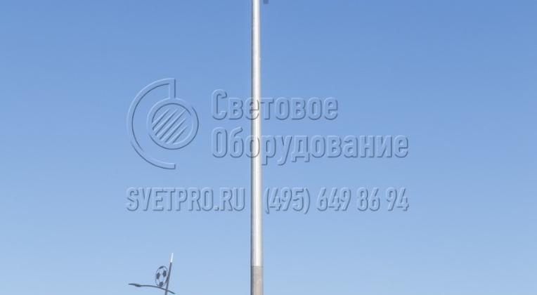 Если высота мачты не превышает 40 м, то в случае установки на застроенных территориях либо на открытых площадках, но находящихся вне аэродромных зон, дневная маркировка и светоограждение мачт не требуется.