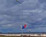 НПК-7 Опора несиловая прямостоечная круглоконическая высота 7 метров