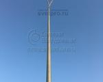 НПК-8 Опора несиловая прямостоечная круглоконическая высота 8 метров