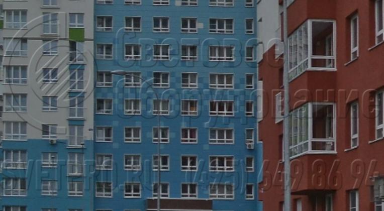 Освещение дворовой территории в ЖК Монолит г. Нижний Новгород.
