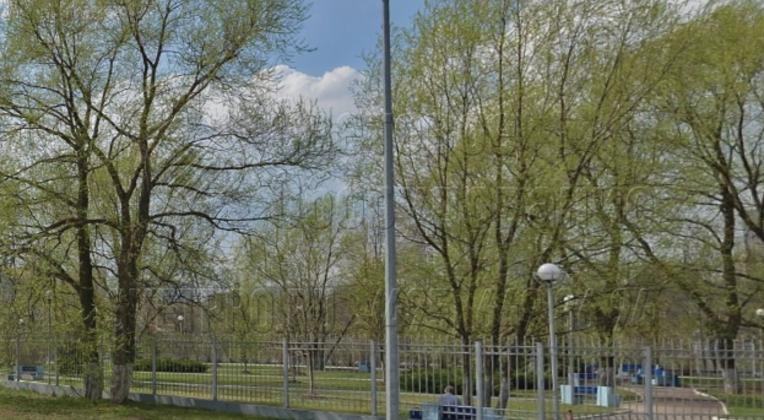 Освещение тротуаров парковой зоны г. Пермь.