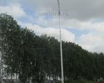 НПГ-7 Опора несиловая прямостоечная граненая высота 7 метров
