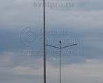 НПГ-12 Опора несиловая прямостоечная граненая высота 12 метров