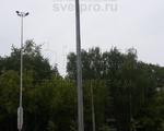 НФГ-5 Опора несиловая фланцевая граненая высота 5 метров