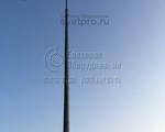 НФГ-11,5 Опора несиловая фланцевая граненая высота 11,5 метров