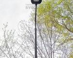 НФК-5 Опора несиловая фланцевая круглоконическая высота 5 метров