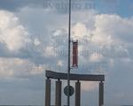НФК-9 Опора несиловая фланцевая круглоконическая высота 9 метров