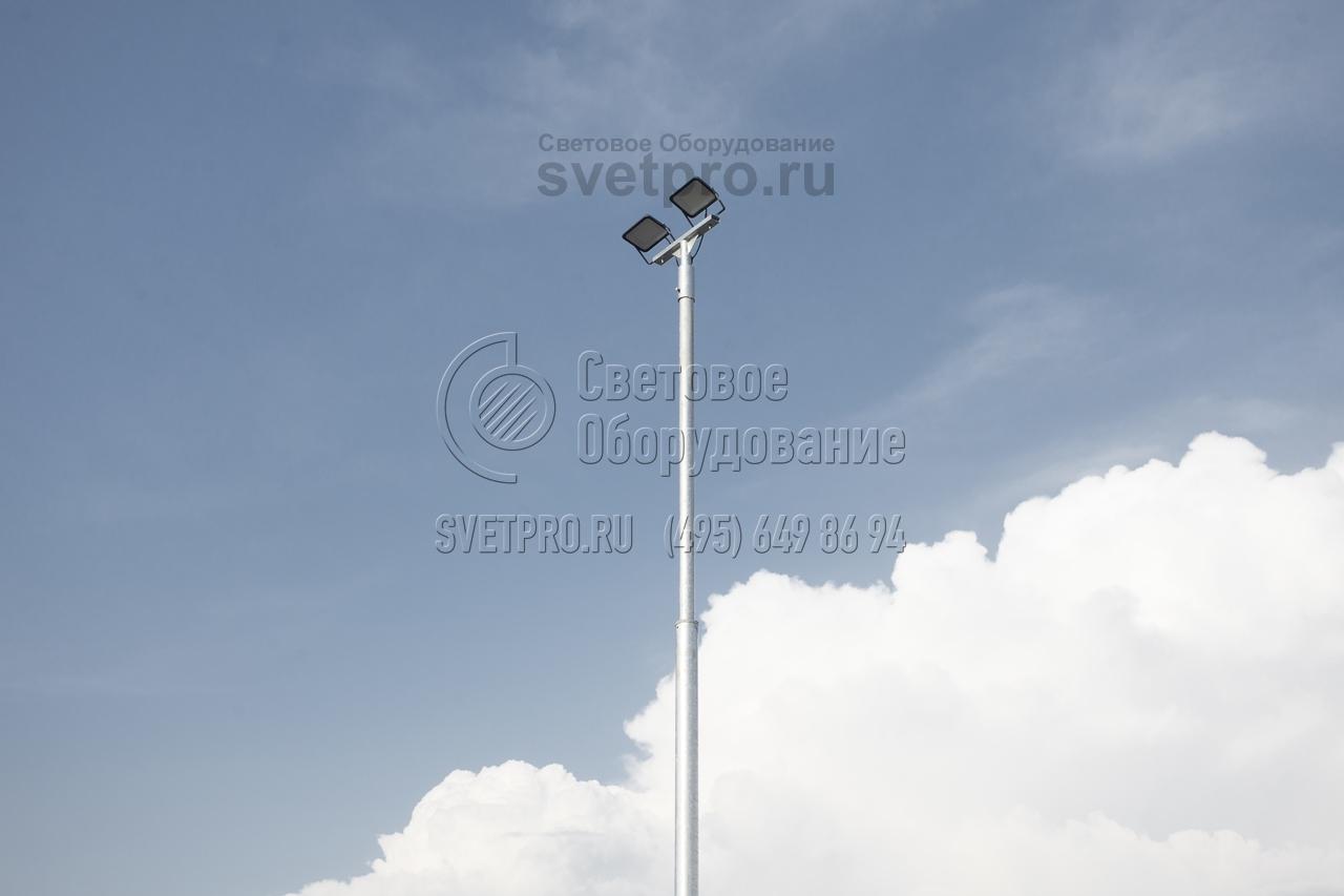 НП-12 Опоры несиловые трубчатые разборные высота 12 метров