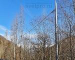 НП-6 Опоры несиловые трубчатые неразборные высота 6 метров