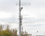 СФГ-400(90)-9 Опора силовая фланцевая граненая высота 9 метров