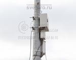СФГ-1300-8 Опора силовая фланцевая граненая высота 8 метров