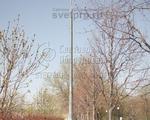 СФ-300-8,5 Опора силовая фланцевая трубчатая высота 8,5 метров