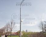 СП-400-8,5/11 Опора силовая прямостоечная трубчатая высота 8,5 метров