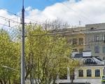 ТП-1500-9 Опора контактной сети прямостоечная трубчатая высота 9 метров