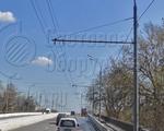 ТП-2000-9/11 Опора контактной сети прямостоечная трубчатая высота 9 метров