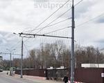 ТП-2500-9 Опора контактной сети прямостоечная трубчатая высота 9 метров