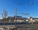 ТП-3000-9 Опора контактной сети прямостоечная трубчатая высота 9 метров