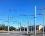 ТФГ-1500-10 Опора контактной сети фланцевая граненая высота 10 метров