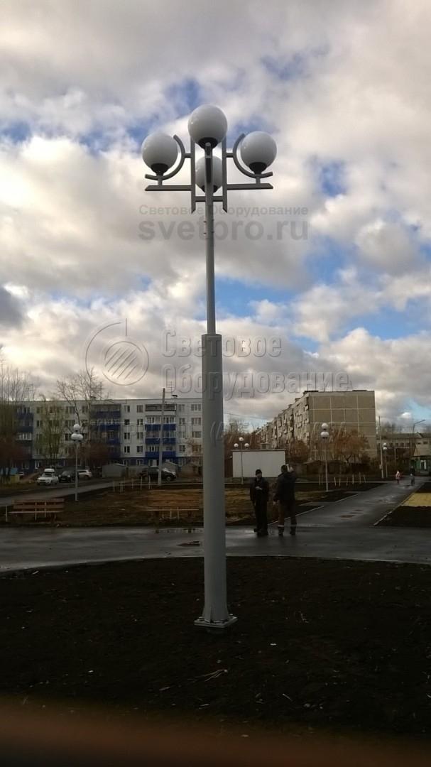 Платан-2 Опора декоративная высота 5,2 метра
