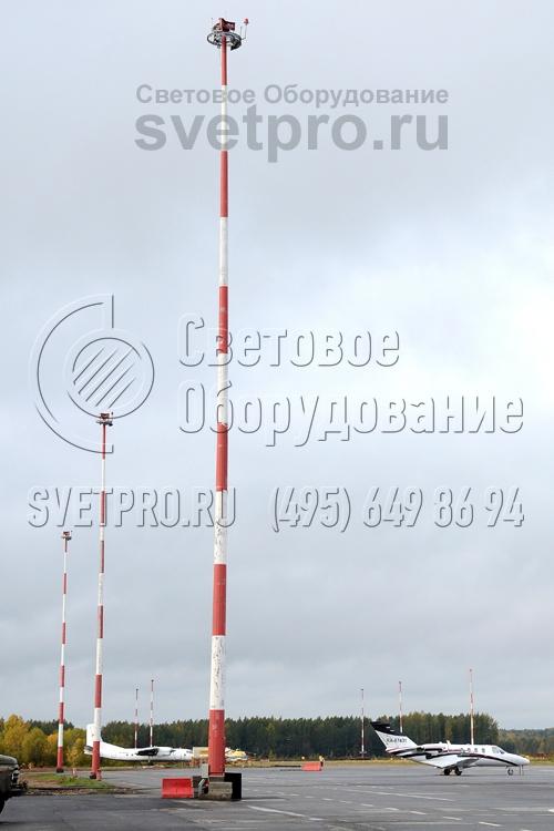 МГФ-30-М Мачта с мобильной короной высота 30 метров