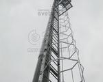 МГФ-16-СР Мачта со стационарной короной высота 16 метров