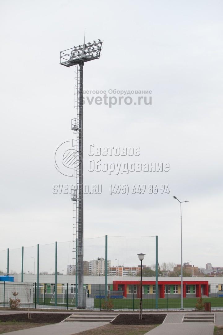 МГФ-20-СР Мачта со стационарной короной высота 20 метров